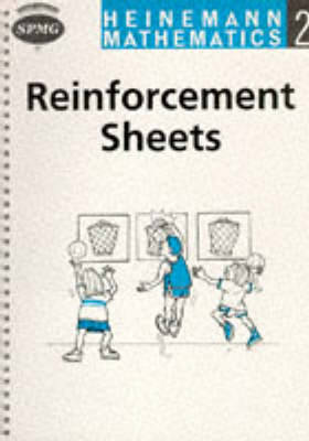 Heinemann Maths 2 Reinforcement Sheets+D1406 by Scottish Primary Maths Group SPMG