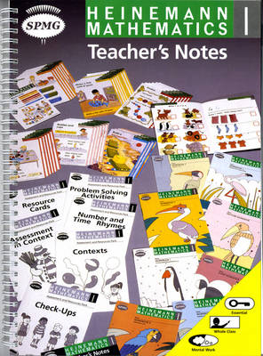 Heinemann Maths 1 Teacher's Notes by Scottish Primary Maths Group SPMG