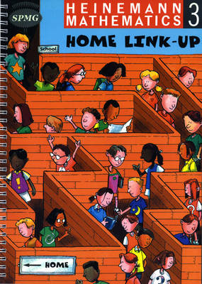 Heinemann Maths 3: Home Link-up by Scottish Primary Maths Group SPMG