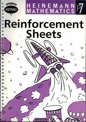 Heinemann Maths P7 Reinforcement Sheets by Scottish Primary Maths Group SPMG