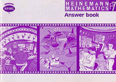 Heinemann Maths P7 Answer Book by Scottish Primary Maths Group SPMG