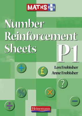 Number Reinforcement Worksheets P1 by Len Frobisher