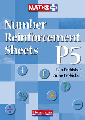 Number Reinforcement Worksheets P5 by Len Frobisher
