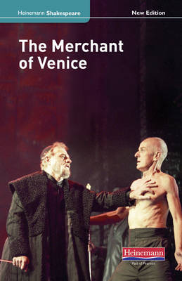 The Merchant of Venice by John Seely, Elizabeth Seely, Stuart McKeown