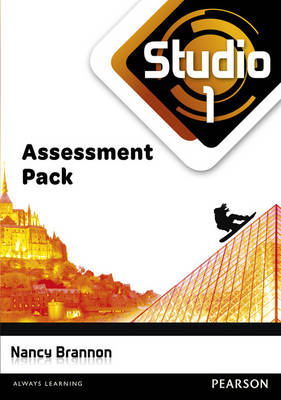 Studio 1 Assessment CD-ROM (11-14 French) by Nancy Brannon