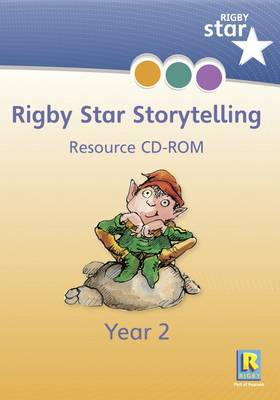 Rigby Star Audio Big Books Year 2 CD-ROM Wave 1 by Linda Strachan, Susan Akass, Celia Warren, Shoo Rayner