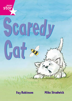 Scaredy Cat by Fay Robinson