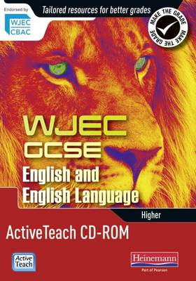WJEC GCSE English ActiveTeach by David Grant