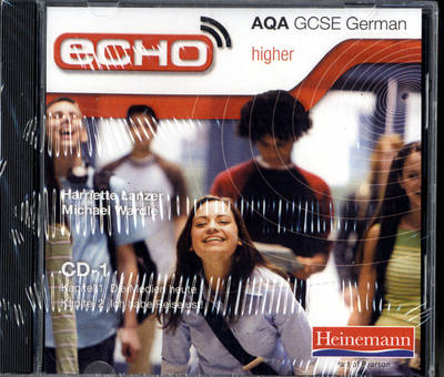 Echo AQA Audio CDs Higer Higher Level by