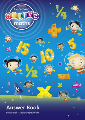 Heinemann Active Maths - First Level - Exploring Number - Answer Book by