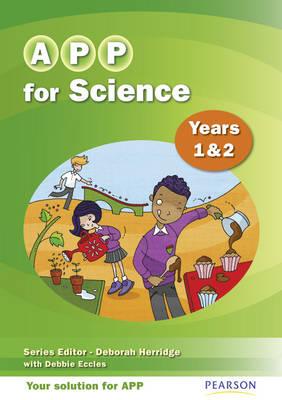 APP for Science Years 1 & 2 by Deborah Herridge