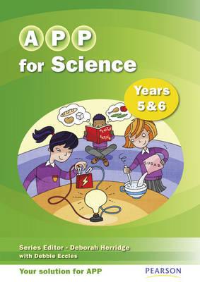 APP for Science Years 5 & 6 by Deborah Herridge