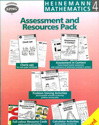 Heinemann Maths 4 Assessment and Resources Pack by Scottish Primary Maths Group SPMG