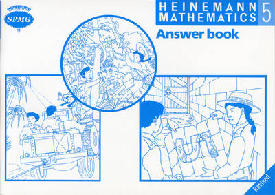 Heinemann Maths 5: Answer Book by Scottish Primary Maths Group SPMG