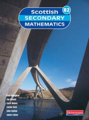 Scottish Secondary Maths Blue Student Book by Scottish Secondary Mathematics Group