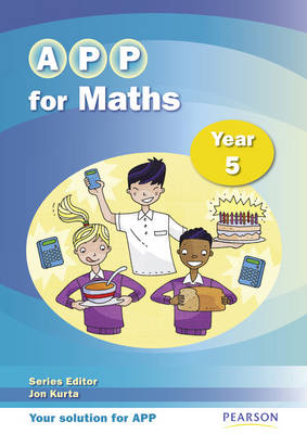 APP for Maths Year 5 by Jon Kurta