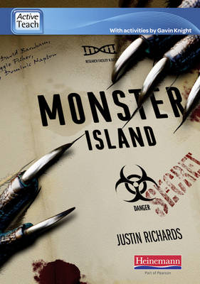 Monster Island ActiveTeach by Gavin Knight