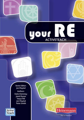 Your RE ActiveTeach CD-ROM by Jon Mayled