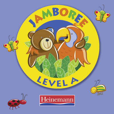 Jamboree Storytime Level A: Audio CD 2nd edition by