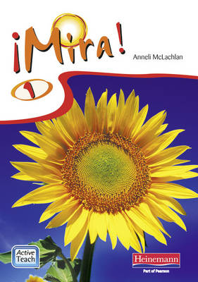 Mira 1 ActiveTeach CD-ROM by Jose Picardo