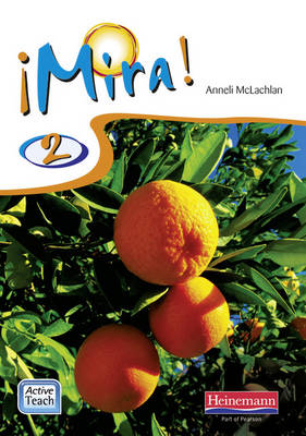 Mira 2 ActiveTeach CD-ROM by Anneli McLachlan