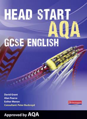 Head Start English for AQA Student Book Head Start English Edexcel SB by David Grant, Alan Pearce