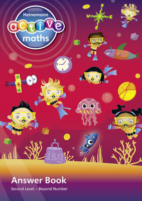 Heinemann Active Maths - Second Level - Beyond Number - Answer Book by