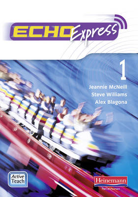 Echo Express 1 ActiveTeach by Michael Wardle