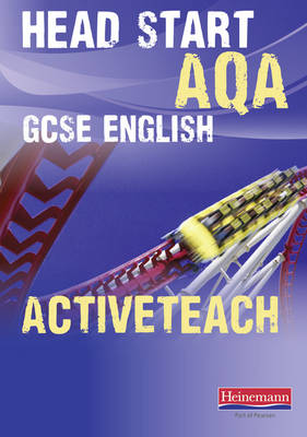 Head Start English for AQA Active Teach BBC Pack Head Start AQA AT BBC Pack by David Grant, Alan Pearce
