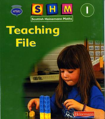 Scottish Heinemann Maths 1 Complete Reference Pack by Scottish Primary Maths Group SPMG