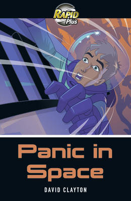 Rapid Plus 6B Panic in Space by David Clayton