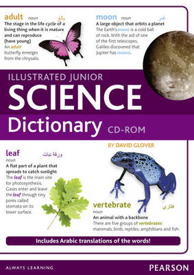 Junior Illustrated Science Dictionary CD-ROM by David Glover