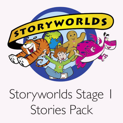 Storyworlds Stage 1 Stories Pack by Diana Bentley, Cathy Baxter