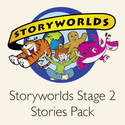 Storywolds Stage 2 Stories Pack by Keith Gaines, Diana Bentley, Dee Reid