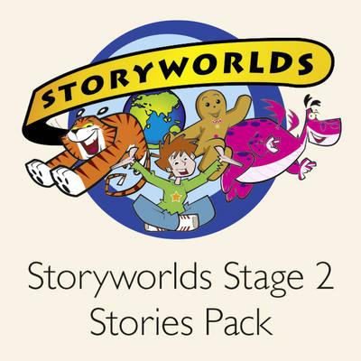 Storywolds Stage 2 Stories Pack by Keith Gaines, Diana Bentley, Dee Reid