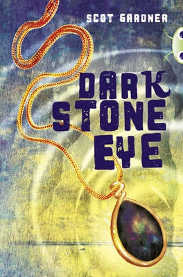 Dark Stone Eye Blue (KS2) A/4b by Scot Gardner