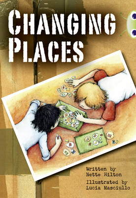 Changing Places Brown A/3c C by Nette Hilton