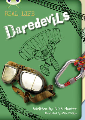 Real Life: Daredevils NF Brown B/3b by Nick Hunter