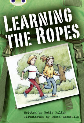 Learning the Ropes Brown B/3b by Nette Hilton