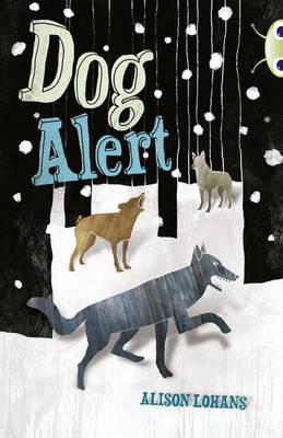 Dog Alert Grey A/3a by Alison Lohans