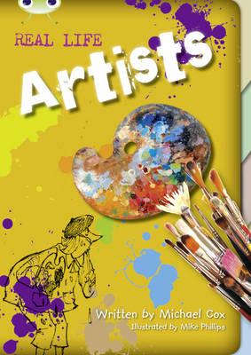 Artists NF Grey B/3b by Michael Cox
