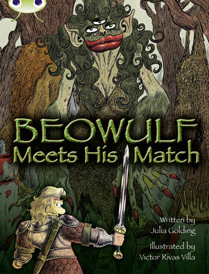 BC Grey B/3B Beowulf Meets His Match Grey B/3b by Julia Golding