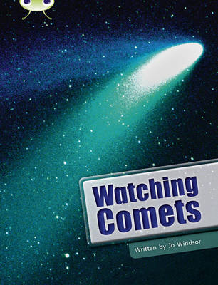 BC NF Lime B/3C Watching Comets NF Lime B/3c by Jo Windsor