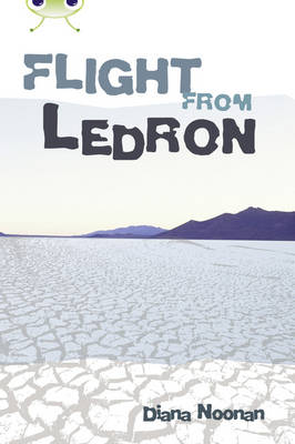 Flight from Ledron Red (KS2) +/5a by Diana Noonan