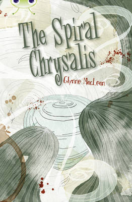 The BC Red (KS2) +/6C the Spiral Chrysalis Red (KS2) +/6c by Glynne MacLean