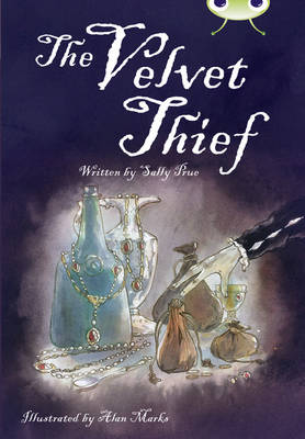 The Velvet Thief Red (KS2) B/5b by Sally Prue