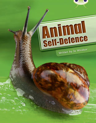 Animal Self-Defence NF White B/2a by Jo Windsor