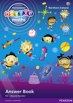 Heinemann Active Maths Northern Ireland - Key Stage 1 - Beyond Number - Answer Book by