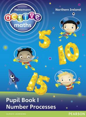 Heinemann Active Maths NI KS1 Exploring Number Pupil Book 8 Class Set by Amy Sinclair, Peter Gorrie