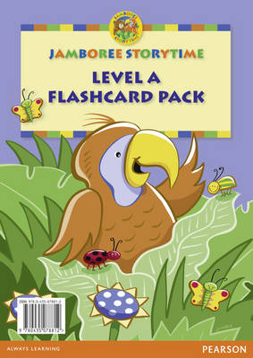 Jamboree Storytime Level A: Flashcard Pack by